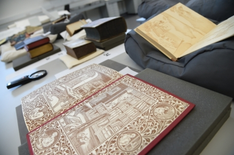 Friends Event Series: Behind the Scenes with our Collections - Bookbinding Session & Talk