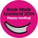 Book Week Scotland logo