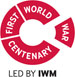 First World War Centenary logo
