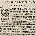 Paracelsus: Erster[-Zehender] Theil der Bücher und Schrifften des Edlen….