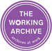 The Working Archive logo