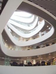 University Library atrium