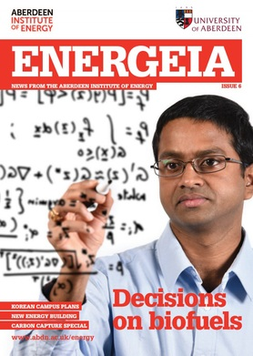 Energeia magazine cover - Issue 6