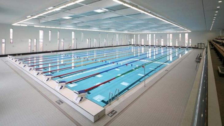 Aquatics Centre Officially Opens Doors To Public News