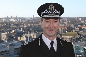 Chief Constable of Grampian Police, Colin McKerracher