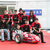Roaring success at Silverstone for student racing car team