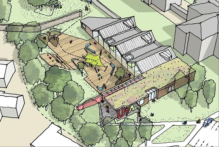 The New Rocking Horse Nursery Will Be Designed As A Pive House