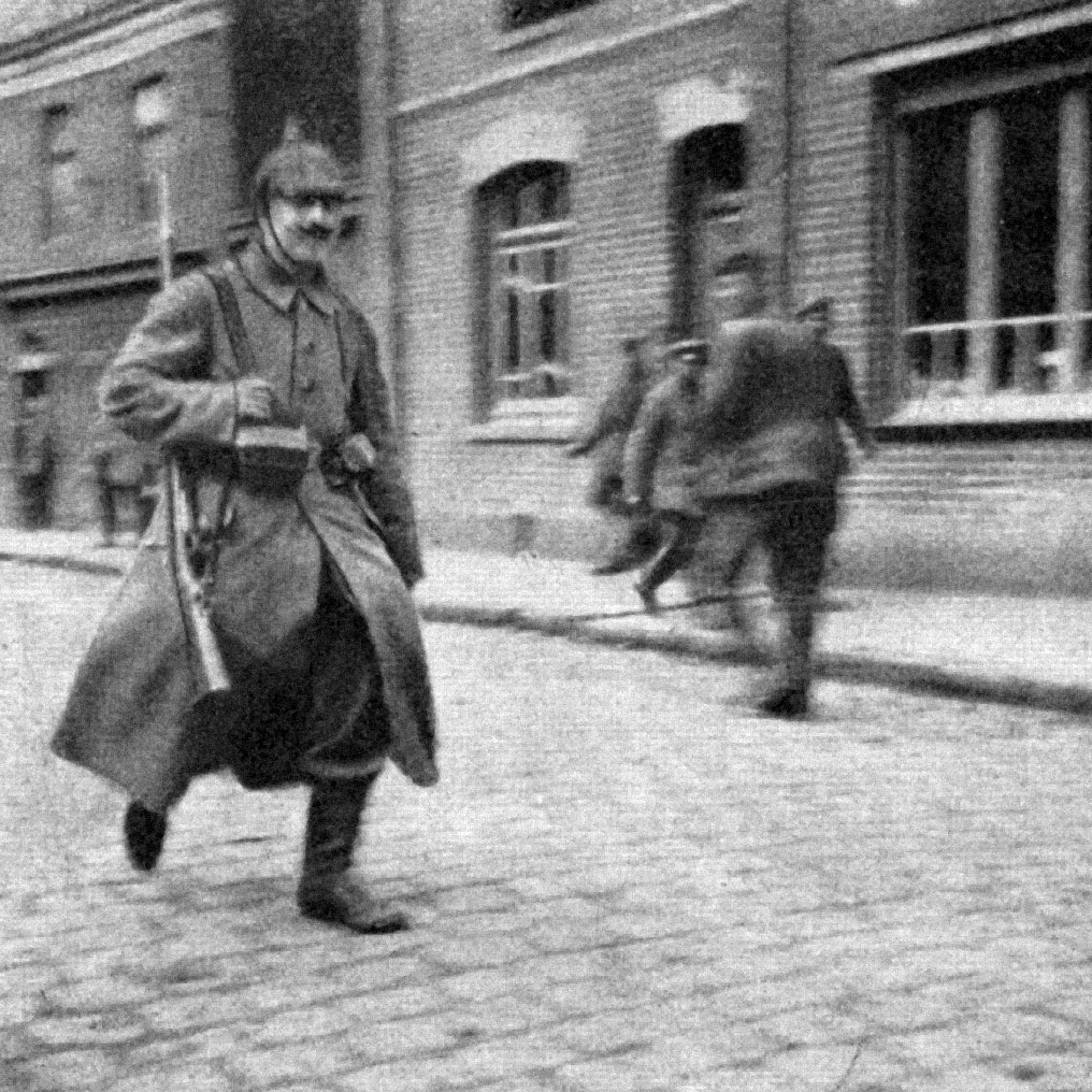 Vast Approval for Hitler's Iron Fist