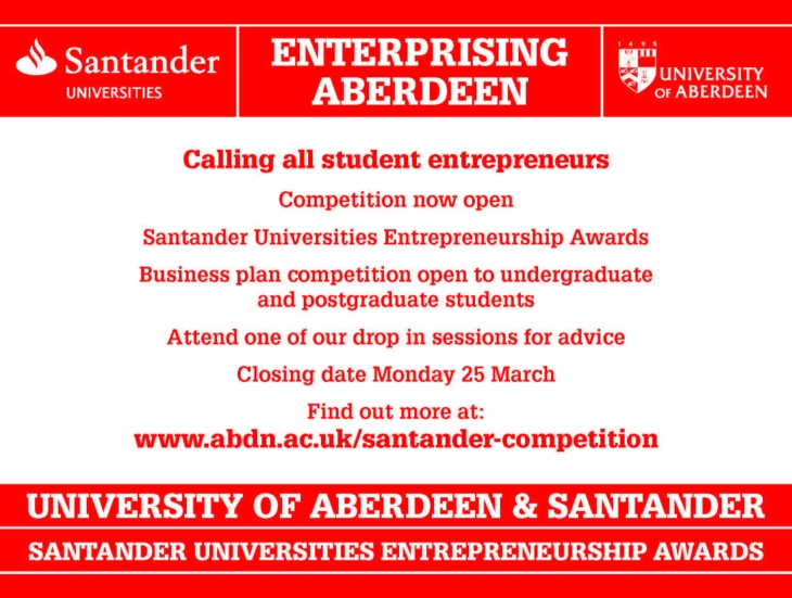 University launches Business Ideas Competition with