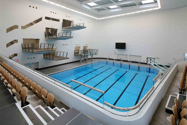 Aquatics Centre Officially Opens Doors To Public News The University Of Aberdeen