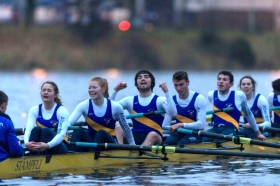 University of Aberdeen win the Aberdeen Boat Race for the first time in five years