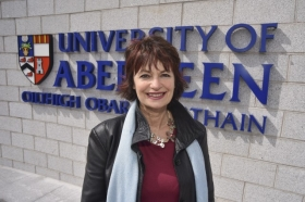Dame Anne Glover has been elected President of the Royal Society of Edinburgh