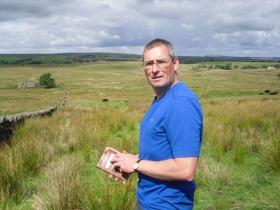 Aberdeen PhD student, Jim Reilly