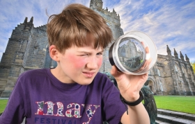 North-east pupils embark on a journey of discovery with May Festival