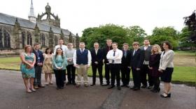 Project SEARCH celebrates fourth annual Graduation ceremony