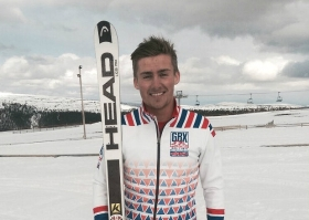 Student aims for peak performance at Winter Games