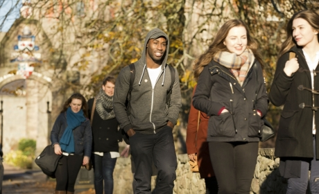 Top marks for University in National Student Survey