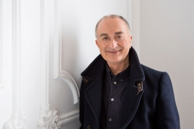 Tony Robinson is coming to the May Festival