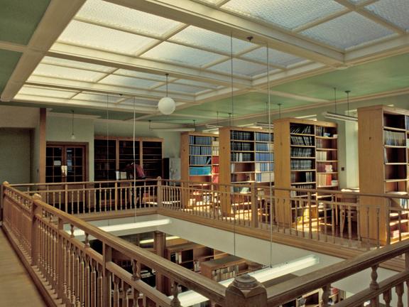 Reid Library Study Room