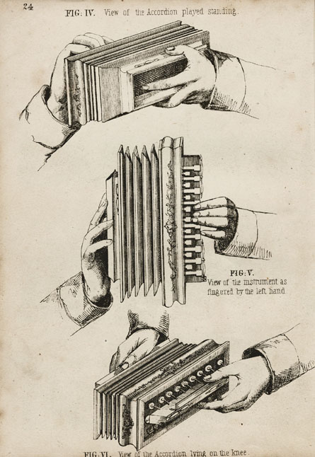 Journey into Tradition: A Social History Irish Button Accordion