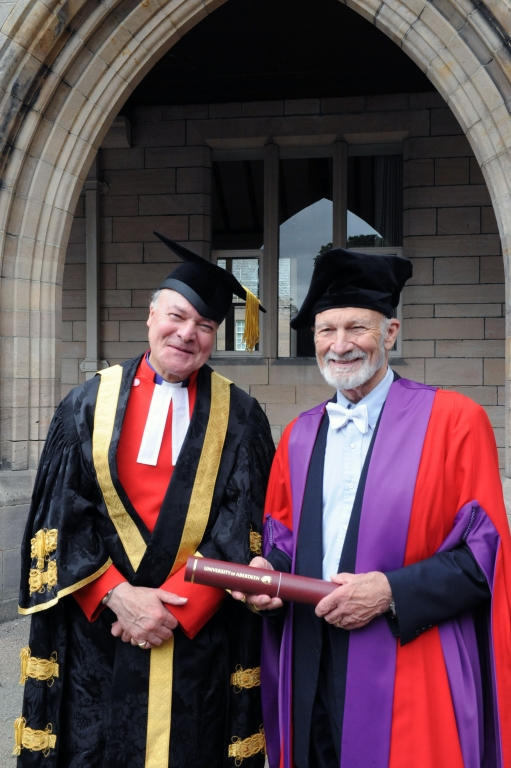 Honorary Doctorate Awarded To Professor Stanley Hauerwas