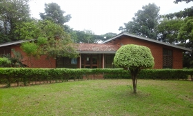 Library at Zomba Theological College Malawi