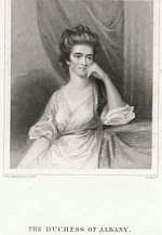 B1 003 - Charlotte, Duchess of Albany (1753-1789)