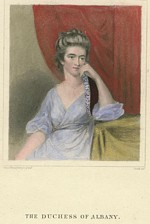 B1 004 - Charlotte, Duchess of Albany (1753-1789)