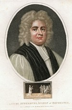 B1 027 - Francis Atterbury, Bishop of Rochester (1662-1732)