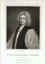B1 029 - Francis Atterbury, Bishop of Rochester (1662-1732)