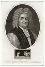 B1 031 - Francis Atterbury, Bishop of Rochester (1662-1732)