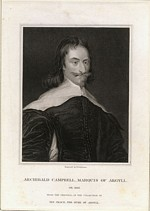 B1 032 - Archibald Campbell, Marquis of Argyll and 8th Earl (1598-1661)