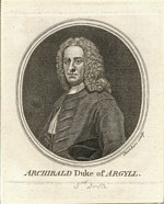 B1 035 - Archibald Campbell, 3rd Duke of Argyll (1682-1761)