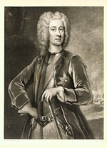 B1 042 - John Campbell, 2nd Duke of Argyll and Duke of Greenwich (1678-1743)
