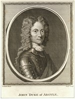 B1 044 - John Campbell, 2nd Duke of Argyll and Duke of Greenwich (1678-1743)
