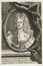 B1 045 - John Campbell, 2nd Duke of Argyll and Duke of Greenwich (1678-1743)