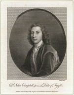 B1 049 - John Campbell, 4th Duke of Argyll (1694-1770)