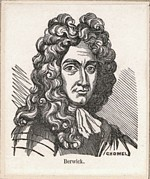B1 057 - James Fitzjames, Duke of Berwick (1670-1734)