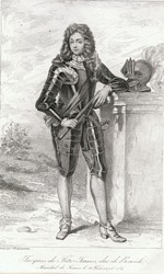 B1 060 - James Fitzjames, Duke of Berwick (1670-1734)