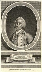 B1 062 - William Blakeney, Baron Blakeney (1672-1761)