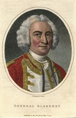B1 063 - William Blakeney, Baron Blakeney (1672-1761)