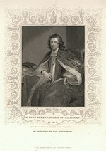 B1 075 - Gilbert Burnet, Bishop of Salisbury (1643-1715)