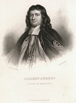 B1 078 - Gilbert Burnet, Bishop of Salisbury (1643-1715)