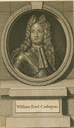B1 081 - William Cadogan, 1st Earl Cadogan (1675-1726)