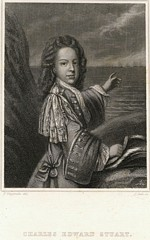 B1 096 - Prince Charles Edward Stuart, the Young Pretender (1720-1788)