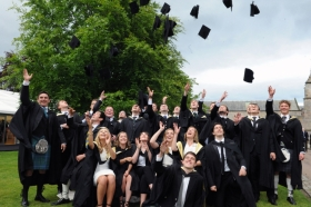 Report highlights earning potential for Aberdeen graduates