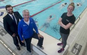 Elite swim programme aims to develop next generation of talent