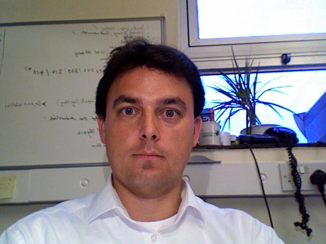 Professor MARCO THIEL