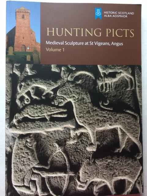 Book cover: Hunting Picts