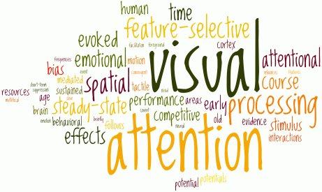 space based visual selective attention is best Space-based visual attention: a marker of immature selective attention in based attention could be a marker of immature selective attention in toddlers.